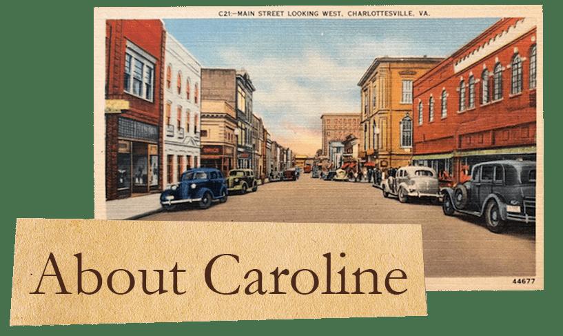 Charlottesville postcard